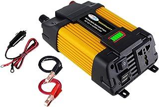 balikha 4000w / 6000w Inversor de Energia para Carro Conversor Solar Adaptador para Carro Conversor de Energia - 4000W
