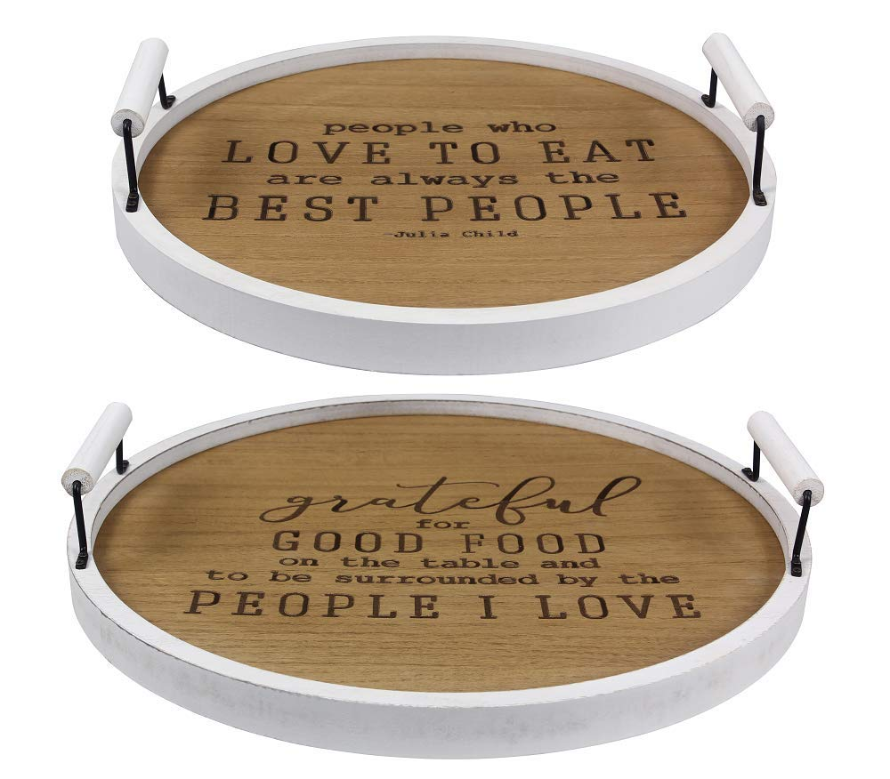 Youngs Wood Wall Serve Set Tray Challenge the lowest price Safety and trust of Japan ☆ 2