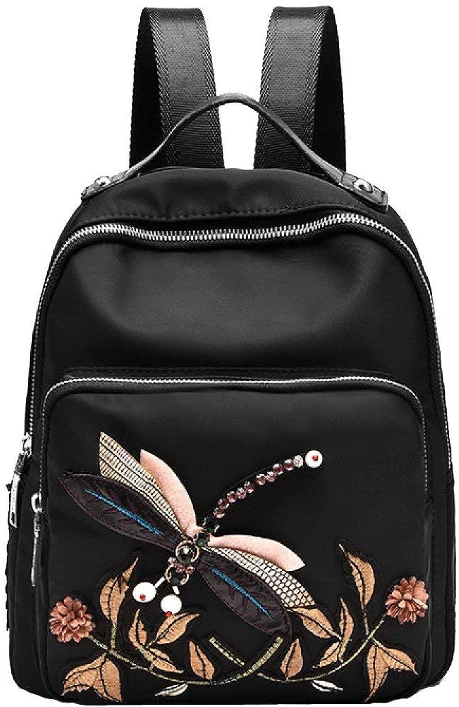 Kin Casual Canvas Oxford Cloth Mini Backpack Travel Backpack Casual Backpack