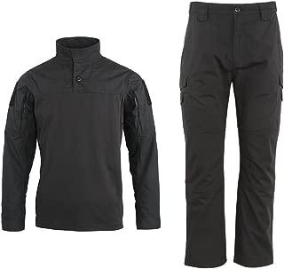 EXCELLENT ELITE SPANKER Military Clothing Casual Set Combat Tactical Long Sleeve Shirt Set