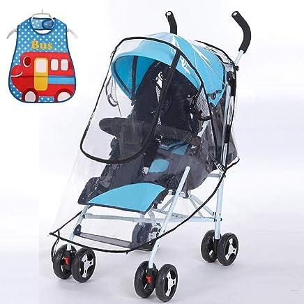 af6b54578 Loyiigo Protector de lluvia Universal Burbuja de Lluvia Protector para Silla  de Paseo de Bebé y