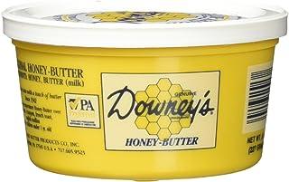 Downey's Natural Cinnamon Honey Butter, 16 Ounce
