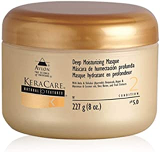 Avlon KeraCare Natural Textures Deep Moisturising Masque, Condition 2, 227g/8 oz.