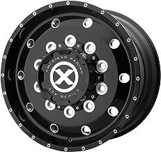 ATX AO400 Baja Front 22.5x12.25 10x285.75 Black/Milled Wheel Rim 22.5