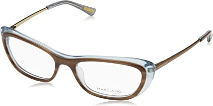 Guess Brillengestelle GM229 E50-53-17-135 Monturas de gafas, Beige, 53.0 para Mujer