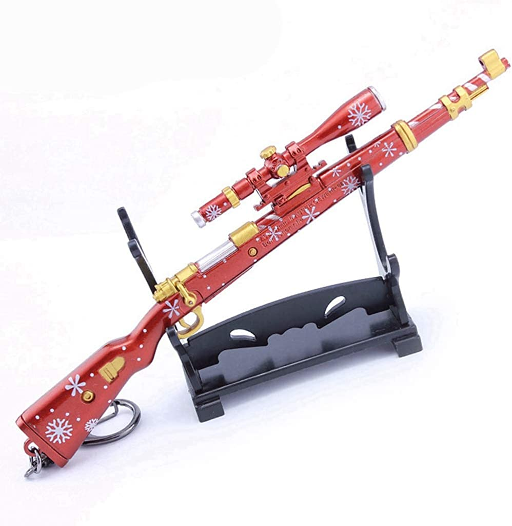Legend Game Series 1 5 Scale Snowflake NEW before selling ☆ Gu Metal National uniform free shipping Sniper Rifle 98k