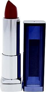 Maybelline New York Color Sensational Red Lipstick Matte Lipstick, Dynamite Red, 0.15 oz
