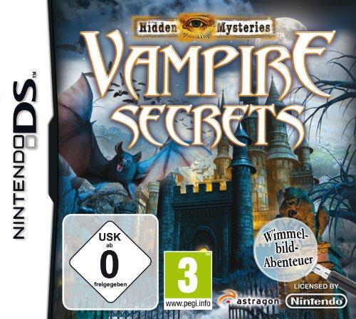 Hidden Mysteries: Vampire Secrets [Edizione : Germania]