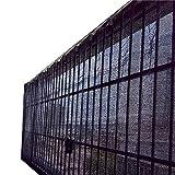 GAOJIAN Red de Sombra de 8 Clavijas Rejilla de protecci/ón UV Estanque Planta de jard/ín Garaje Red de Aislamiento de Sombra Perrera terraza
