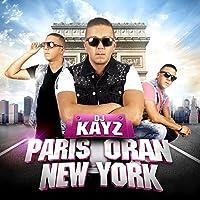Paris Oran New-York
