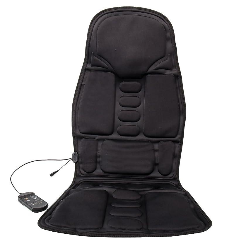 認証り排気Scorpiuse1_jp マッサージシート ヒーター搭載 マッサージ機 エアバッグ 安全 車載用/家庭用 椅子 優しい