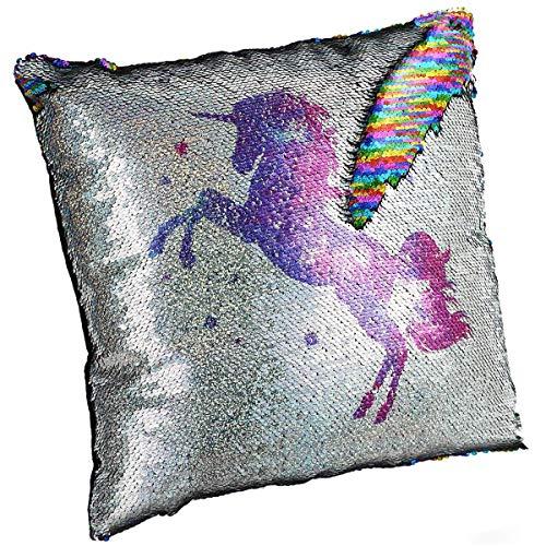 almohada unicornio fabricante meowtastic