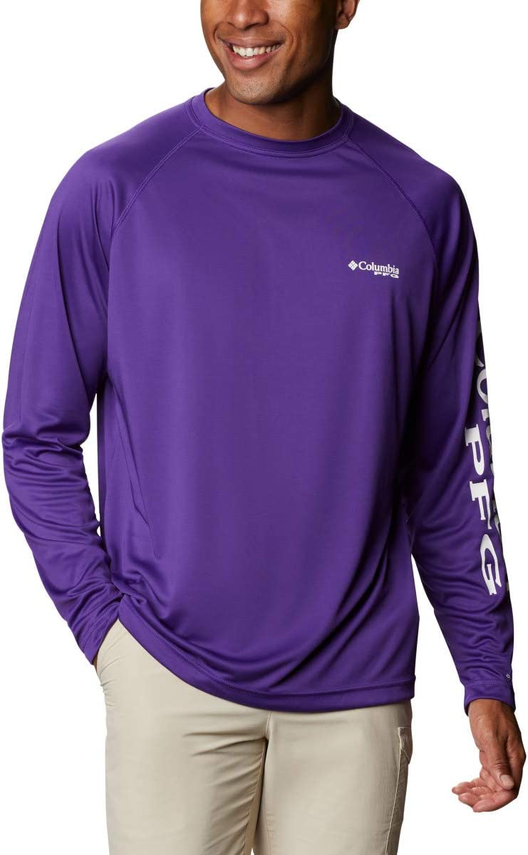 Columbia 国産品 Men's Terminal メーカー再生品 Tackle Long Shirt Sleeve