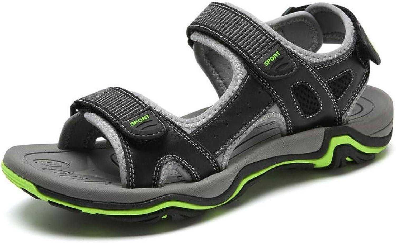 Tanxianlu Men Sandals Male Summer shoes Men Beach Slippers Sandals