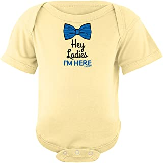 Baby Gifts For All Hey Ladies I'm Here Baby Boy Gifts Bodysuit
