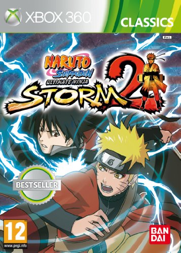 Naruto Shippuden: Ultimate Ninja Storm 2 - Classics [Importación Francesa]