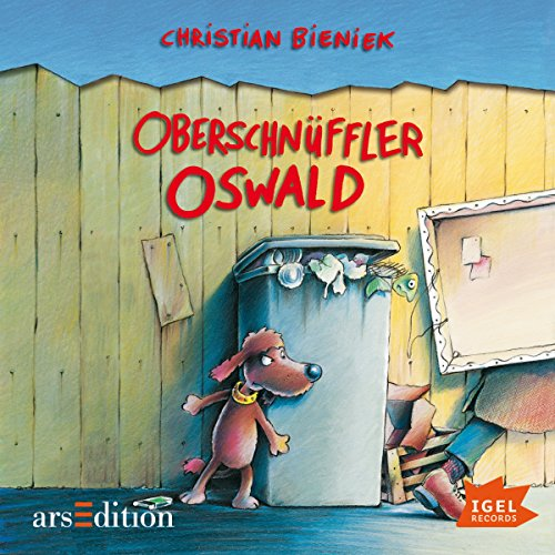 Oberschnüffler Oswald  By  cover art