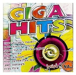 The Ian Carey Project / Discofrisco / Bastino: Różni Wykonawcy: Giga Hits Jesien 2008