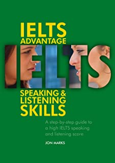 IELTS Advantage Speaking and Listening Skills: A step-by-step guide to a high IELTS speaking and listening score. Book + CD-ROM (Delta Exam Preparation)