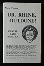Nick Trost's Dr. Rhine, Outdone! Mental Card Miracle