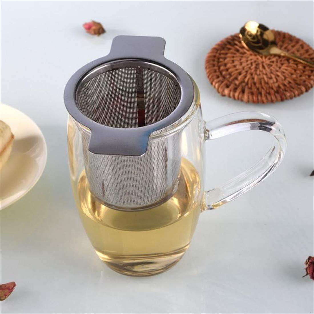 Reusable Jacksonville Mall Stainless Steel Mesh Tea Infuser Outlet ☆ Free Shipping Teapot Te Strainer