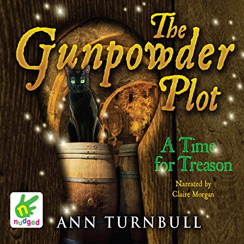 The Gunpowder Plot audiobook cover art