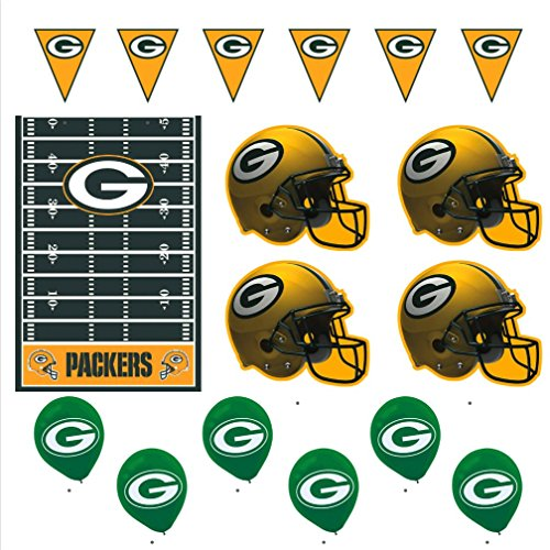 green bay packers party supplies - 3