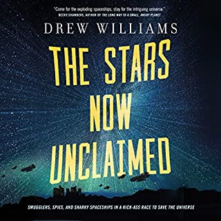 The Stars Now Unclaimed Titelbild
