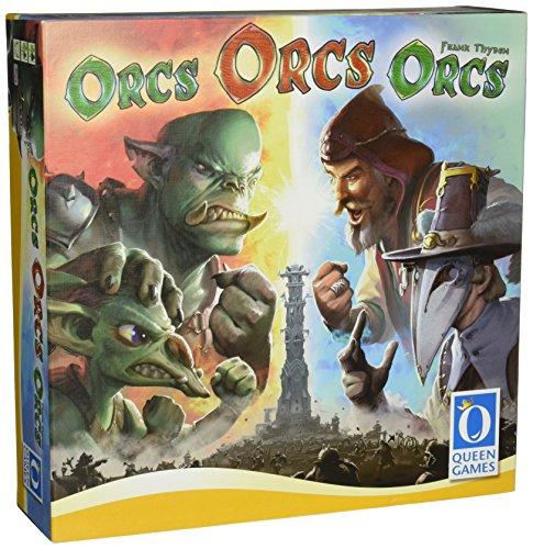 Orques, des orcs, des orcs - Plateau - Queen Games