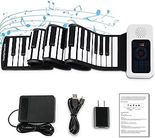 Vangoa Roll Up Piano, 88 Keys Portable Electric Piano Keyboa