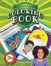 Our Black Heritage Coloring Book Paperback November 14, 2014