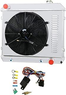 OzCoolingParts New Designs 3 Row Core Aluminum Radiator + 16