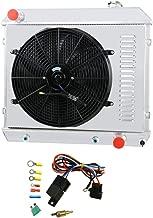OzCoolingParts New Designs 2 Row Core All Aluminum Radiator + 16