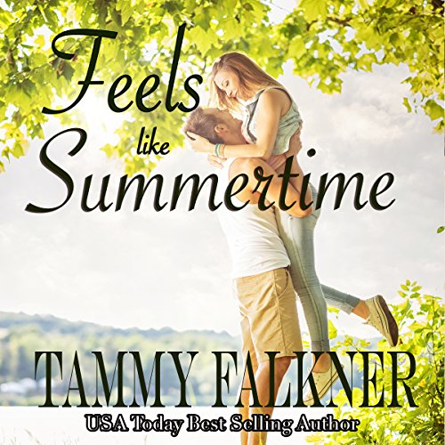 Feels Like Summertime audiobook cover art