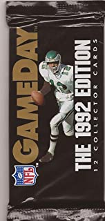 1992 nfl gameday football cards