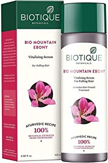 Biotique Bio Mountain Ebony Vitalizing Serum for Falling.