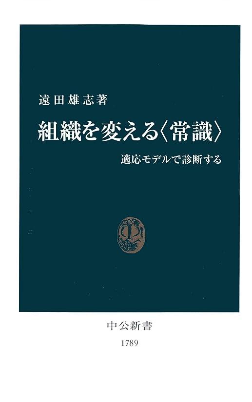 暫定戦略極地組織を変える〈常識〉 適応モデルで診断する (中公新書)