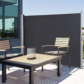 Best retractable outdoor shade screen Reviews