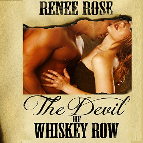 The Devil of Whiskey Row cover art