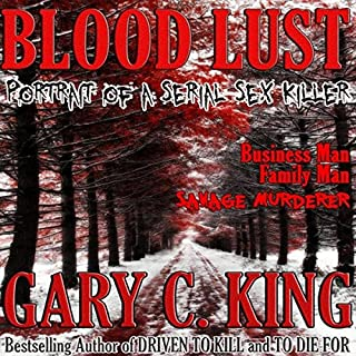 Blood Lust audiobook cover art