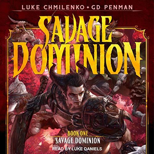 Savage Dominion cover art
