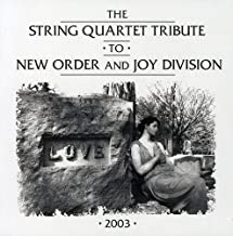 String Quartet Tribute To New Order and Joy Division