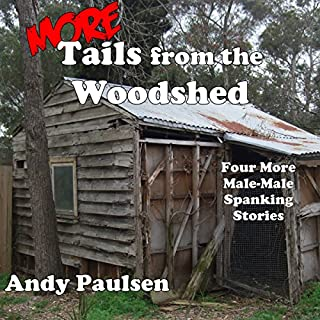 More Tails from the Woodshed audiobook cover art