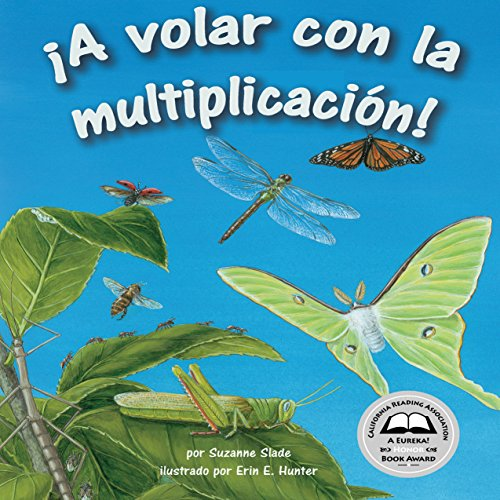 ¡A Volar con la Multiplicación! [Multiply on the Fly!] copertina