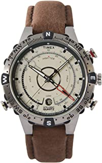 Timex Intelligent Quartz Tide Temp Compass Watch