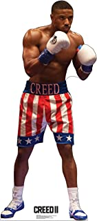 Advanced Graphics Adonis Creed Life Size Cardboard Cutout Standup - Creed II (2018 Film)