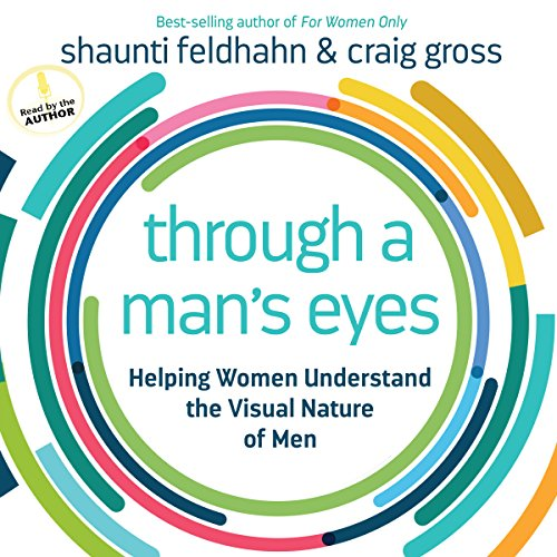 Through a Man's Eyes audiobook cover art