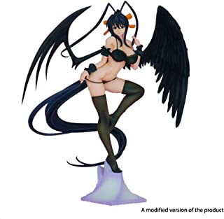 Huangyingui High School DxD PVC Figure: Akeno Himejima Soft Body - 8.6 Inches High