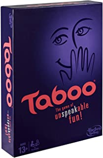 Hasbro A4626 Taboo Board Game