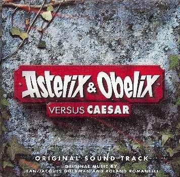 Asterix & Obelix Contra Cesar   Trilha Sonora Original do Filme